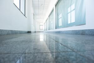 pavimenti di un ospedale