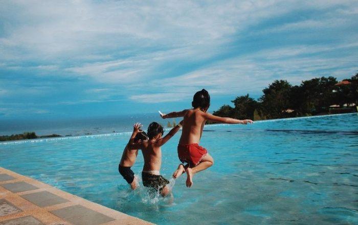 antiscivolo per piscine